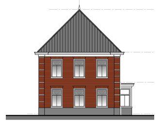 Ontwerphuis Dick Kooij: Twee nieuwe woningen in jaren '30-architectuur, regio Alkmaar