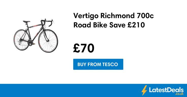 Vertigo Richmond 700c Road Bike Save £210, £70 at Tesco