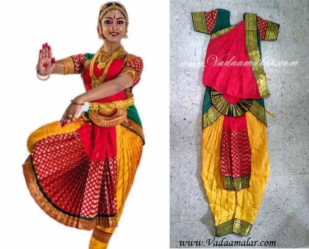 34+ Bharatanatyam dress colour combinations ideas in 2021