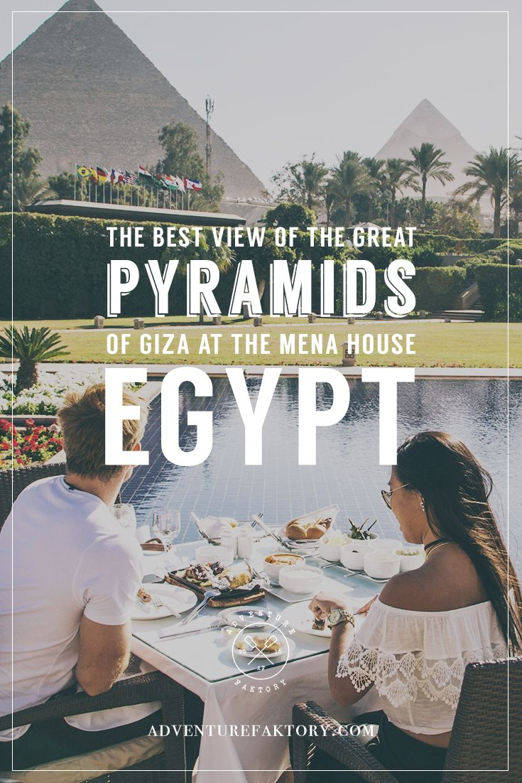 Lunch At The Best View Of The Great Pyramids Of Giza: The Mena House – ADVENTUREFAKTORY | Adventure Luxury Travel Blog from Dubai