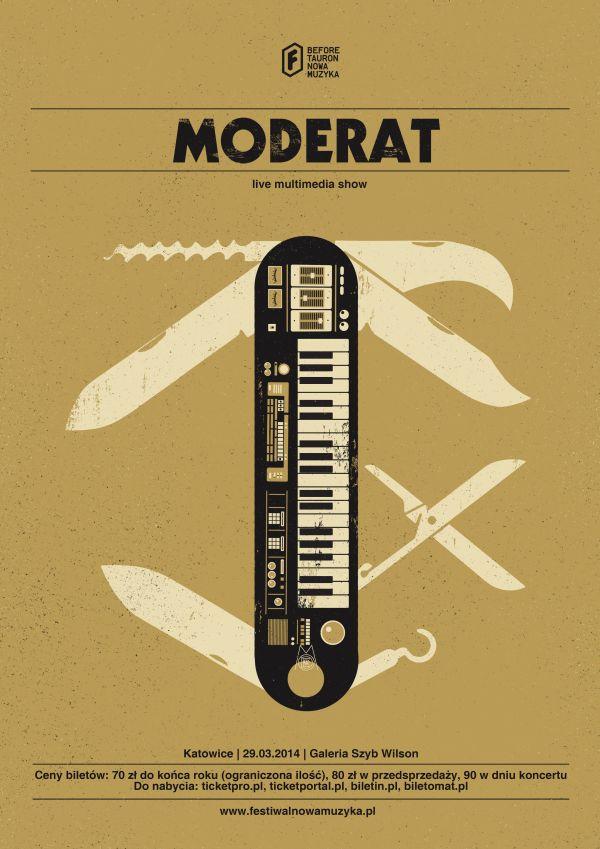 tauron nowa muzyka / posters by Dawid Ryski