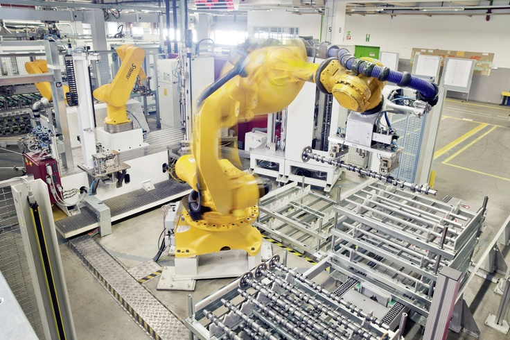 New engine production at the MercedesBenz Plant in