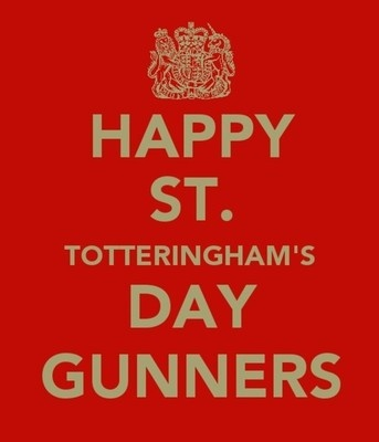HAPPY ST. TOTTERINGHAM'S DAY