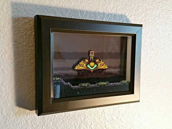 Super Metroid Samus Returns to Planet Zebes by Decor8bitArt