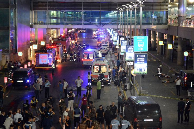 Istanbul airport bombing: 2 suicide bombers target tourist city's ...