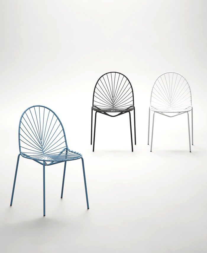 Sen-su and Sen-to Chairs by Bartoli Design