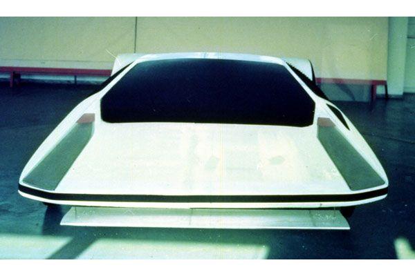 Cyberpunk Noise - 1970 Ferrari 512S Modulo (Pininfarina)