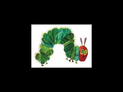 Den lille larven Aldrimett — Brita