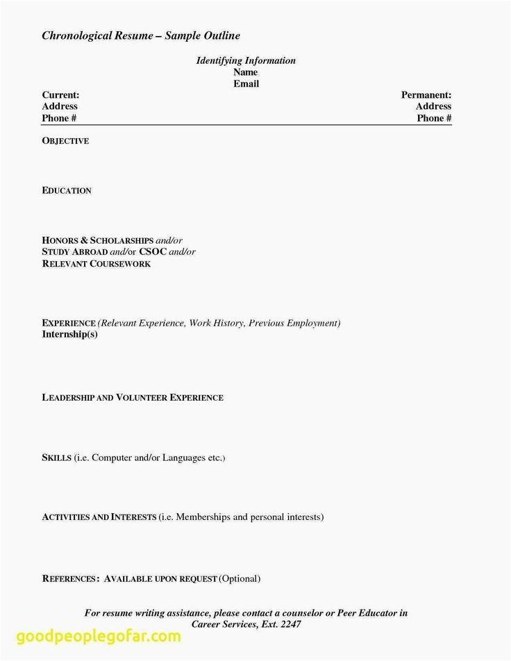Law school application resume elegant law school personal