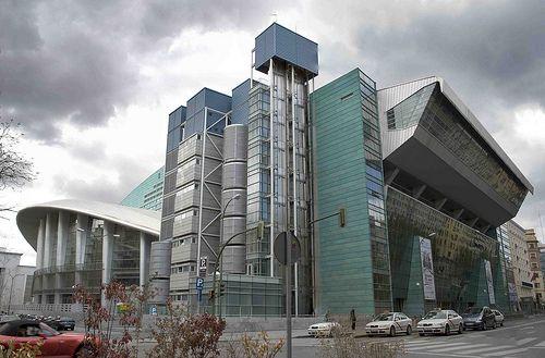 Palacio de Deportes de la Comunidad de Madrid