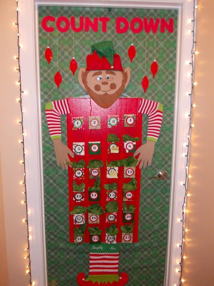 Christmas Decorating Ideas For Office Door : Best christmas door decorating contest ideas on