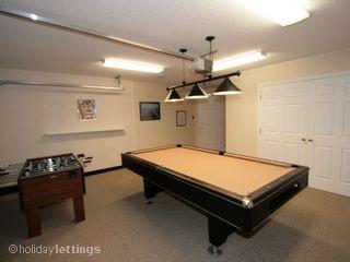 Emerald Isle 4 bed Villa Games Room - Near Disney