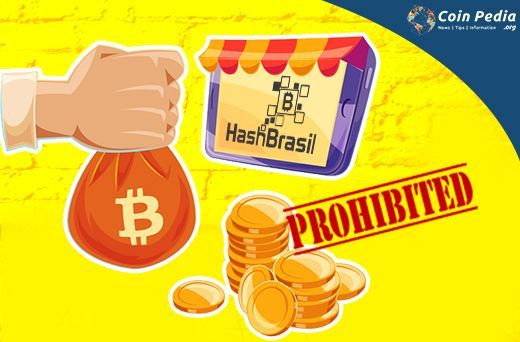 HashBrasil, the mining company a suspends of their activities on March 1 the threats. Brazil Regulators says cryptocurrencies are not a financial asset.