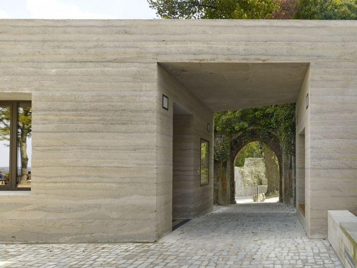Sparrenburg Visitor Centre / Max Dudler