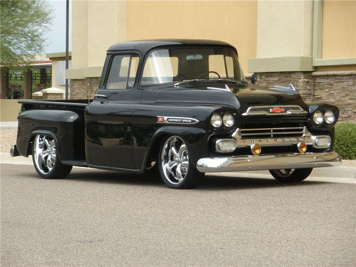 1959 Chevrolet Apache Jackson Lot 87 1959
