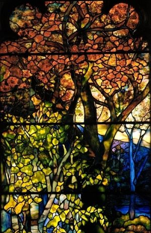 Louis Comfort Tiffany, stained glass