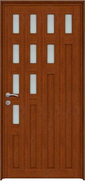 17 mejores ideas sobre puertas de aluminio en pinterest for Puertas de madera con cristal modernas