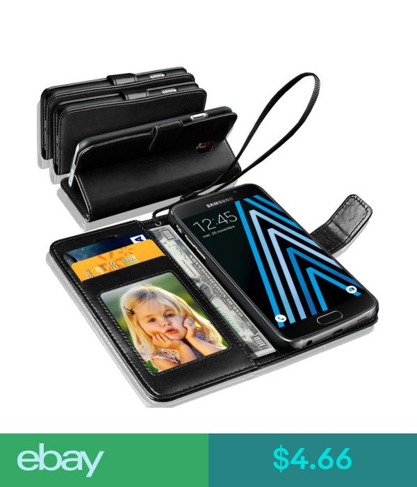 Cell Phone Cases Covers Ebay Mobile Phones Communication Real Leather Wallet Leather Wallet Ebay