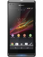 Sony Xperia L comes with Android OS, v4.1 (Jelly Bean), Dual-core 1 GHz Processor, TFT capacitive 480 x 854 pixels, 4.3 inches touchscreen, 16M colors, 8 GB (5.8 GB user available) 1 GB RAM, microSD, up to 32 GB, 8 MP, 3264 x 2448 pixels, autofocus, LED flash Camera, 720p@30fps video, HTML5, Adobe Flash, EDGE, GPRS, GPS,Wi Fi and 3G Smartphone by Sony.