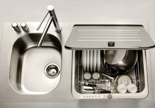 Dishwasher Sink (Briva Series KIDS36EPSS) from KitchenAid