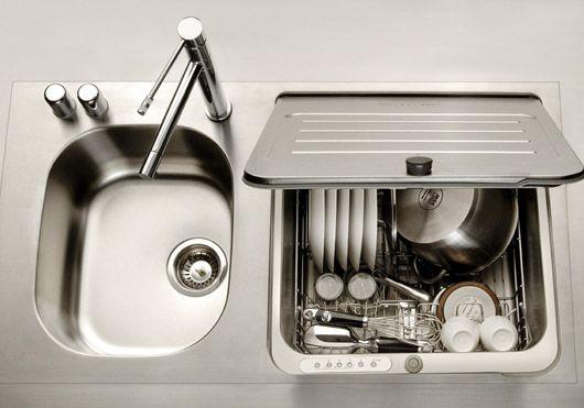 Un lave vaisselle pour ceux qui n'ont pas de place | diisign