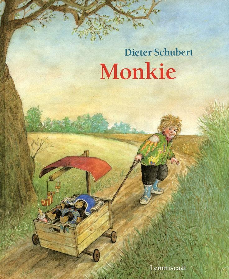 Monkie - Ingrid en Dieter Schubert