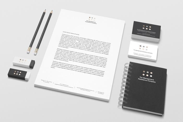 Corporate Identity TheMAC - Deep Graphic Design