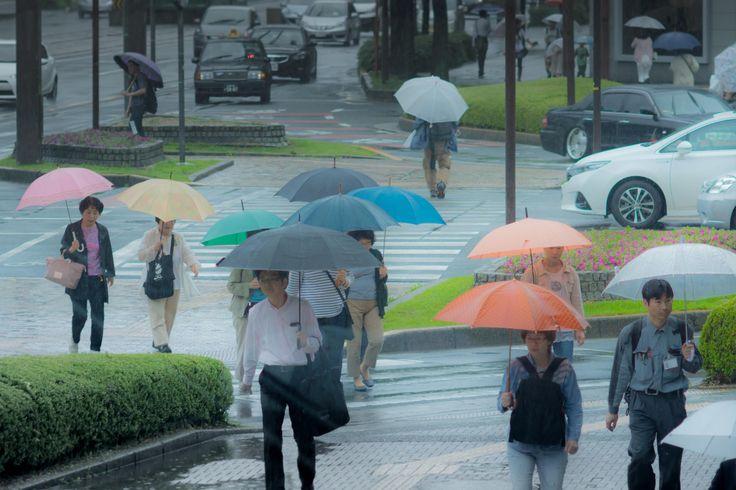 https://flic.kr/p/vbf6Q3 | 十人十色 | Various colors umbrella