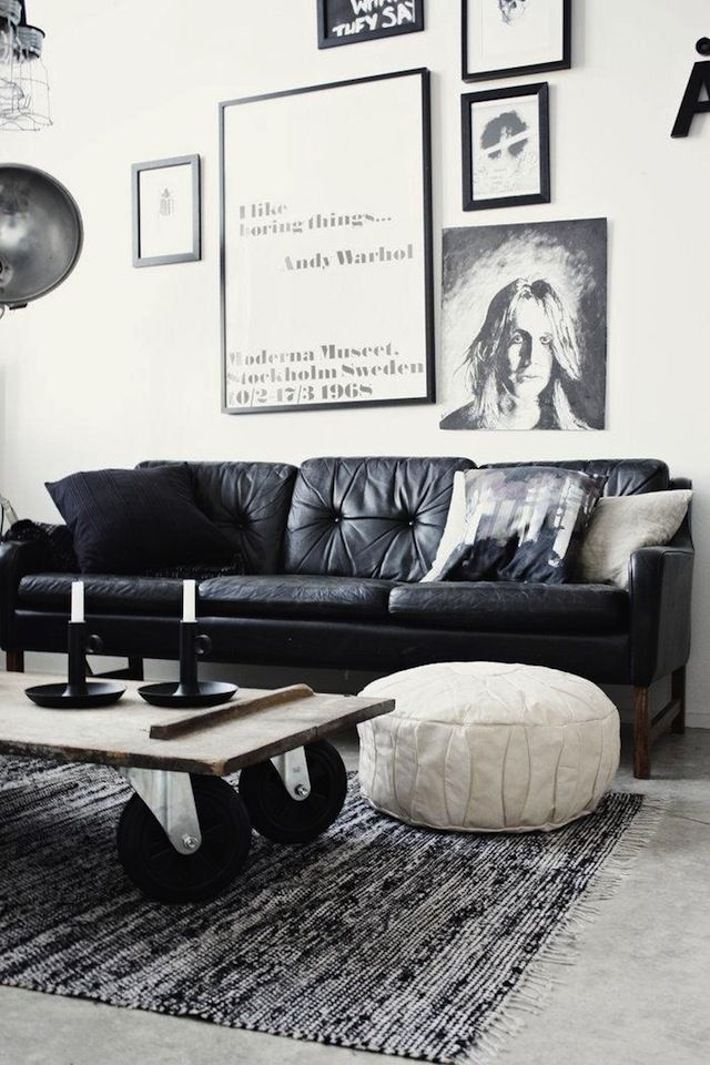 Its All Black And Whitedecor
