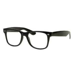 New OG Vintage Buddy NERD Wayfarer Blues Brothers Clear Sunglasses - Black (Eyewear) http://www.amazon.com/dp/B001TI5H0A/?tag=wwwmoynulinfo-20 B001TI5H0A