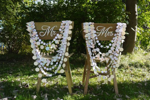 Add some personality to your wedding venue with these clever styling tips