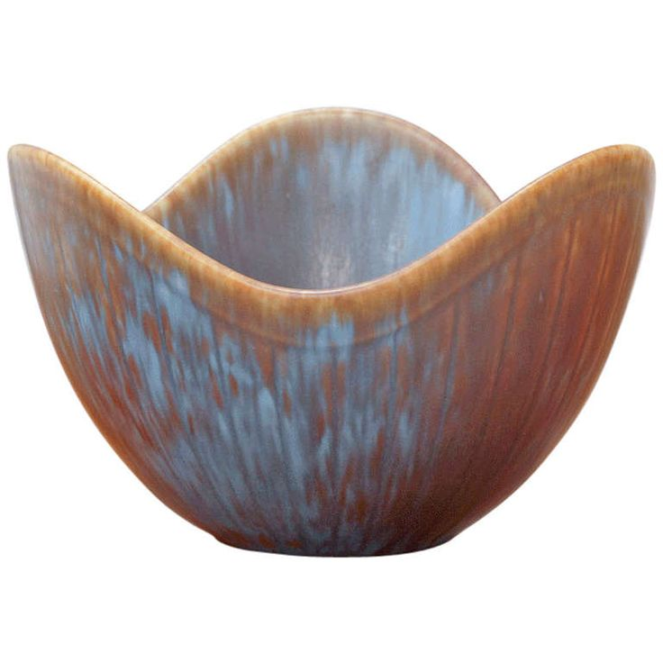 Bowl by Gunnar Nylund for Rorstrand   From a unique collection of antique and modern bowls and baskets at https://www.1stdibs.com/furniture/decorative-objects/bowls-baskets/