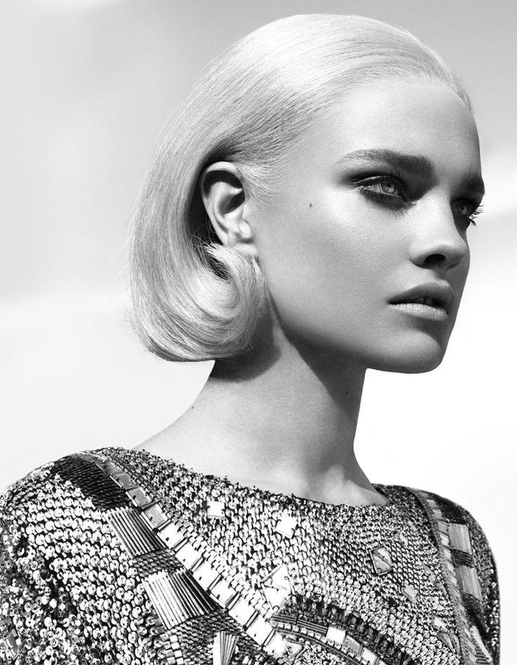Magazine: Vogue Turkey (Türkiye)  Issue: September 2011  Editorial: Angel  Photographer: Cuneyt Akeroglu  Model: Natalia Vodianova  Stylist: Ece Sukan