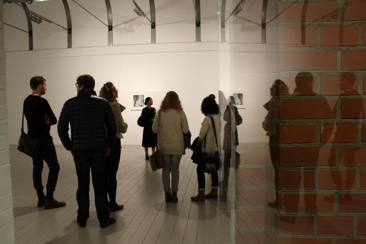 Oprowadzanie po wystawie MOVING IS LIVING / guided tour at MOVING IS LIVING exhibition