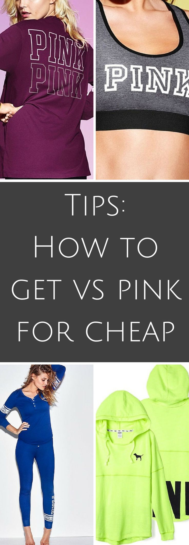 Get this look at up to 70% off! Shop VS Pink, Hunter, The North Face, MAC and many more! Click image to get the free app now.