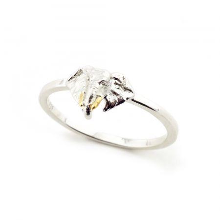 Elephant Ring Rhodium
