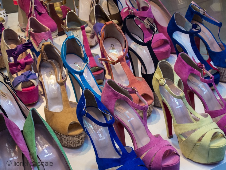 Shoes in Napoly (Italy) - 04