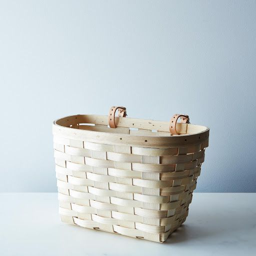 Large Bicycle Basket on Provisions by Food52