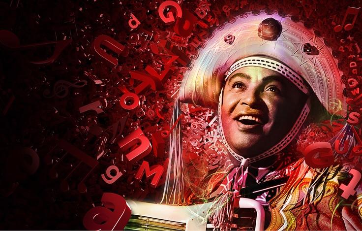 Gonzagão - trabalho feito para o centenário deste grande artista brasileiro!    www.facebook.com/quadbr