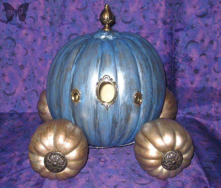 Tales of Faerie: Cinderella's pumpkins: Part 3