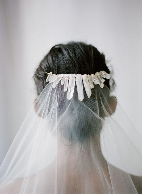 Alchemy Headpiece - Carol Hannah - Elisa Bricker Photography