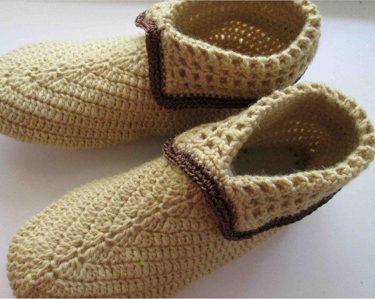 #slippers crochet slippers for beginners