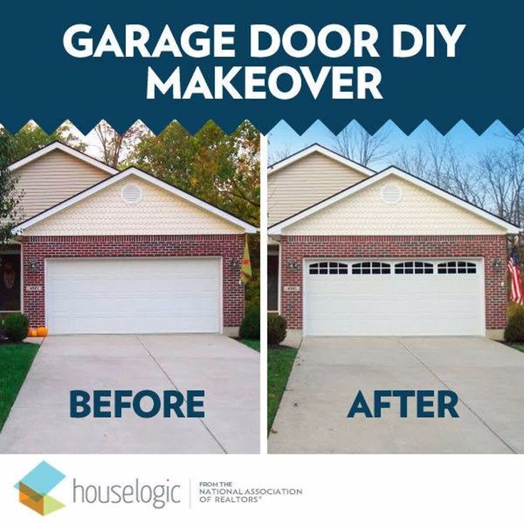 Garage Improvement Ideas: Best 25+ Garage Door Replacement Ideas On Pinterest