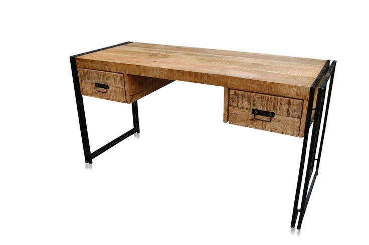 Psací stůl Chiko MHD22044, industriální nábytek