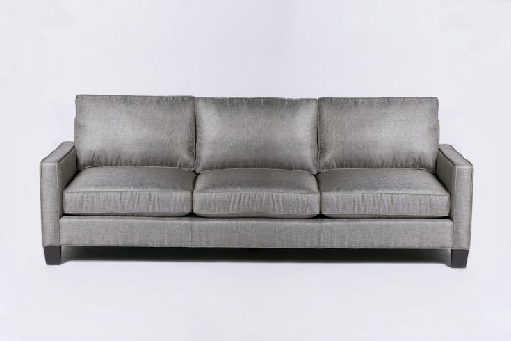Sofa with a classic tuxedo arm. Gresham House Furniture » 9002 or 4552
