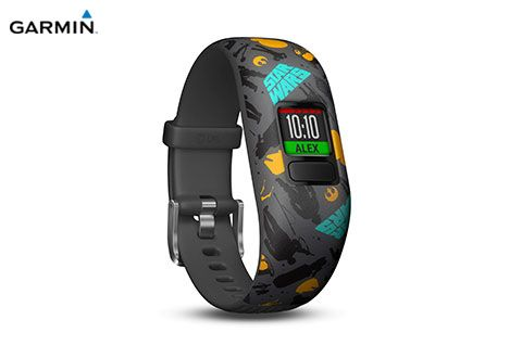 e551769f6e0 The Garmin® Vivofit Jr. 2 is the kid-friendly activity tracker that  monitors sleep and steps, and makes sure youngsters get their 60 minutes of  recommended ...