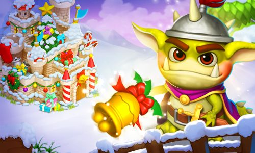 Christmas Castle Bells! Holiday decoration for your castle in Royal Story.  #royalstorygame