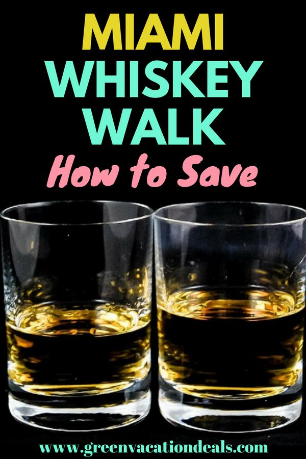 Things to Do in Miami to celebrate St. Patrick's Day - the Miami Whiskey Walk! Find out why you won't want to miss this fun way to sample fine whiskeys at 8 fabulous Downtown Miami bars and how you can save money, too. Miami Attractions | Miami Nightlife #Miami #Whiskey #Drinking #Bars #Nightlife #Partying #Drinks #IrishWhiskey #DowntownMiami #Florida #SouthBeach #Music #Food #Miaminightlife #MiamiBeach #Miamilife #barcrawl #barhop #barhopping #Miamiflorida