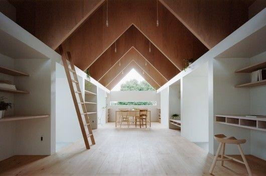 Koya No Sumika | mA-style Architects © Kai Nakamura