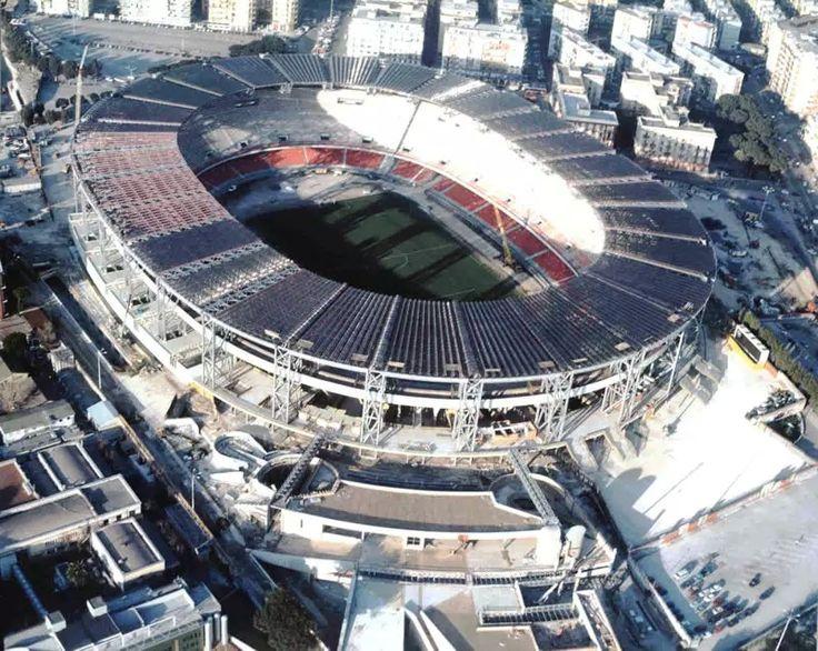 Stadio San Paolo - Napoli - Italia